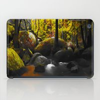 moss iPad Cases featuring Moss by Nev3r