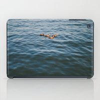 ducks iPad Cases featuring ducks. by Justine Montigny