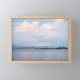 Lofoty Framed Mini Art Print