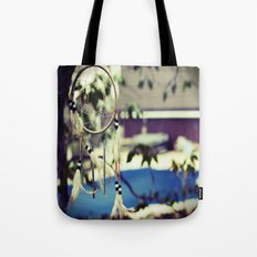 Dreamcatcher Charms Tote Bag