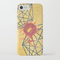 spider iPhone & iPod Cases featuring SPIDER by Armin Barducci