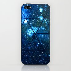 Star Geodesic iPhone & iPod Skin