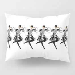 Dancers Pillow Sham