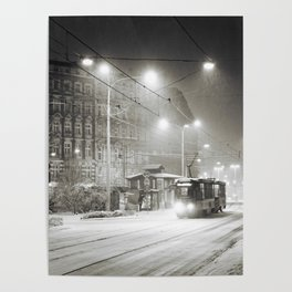 It's snowing Poster