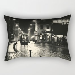 Night Train v2 Rectangular Pillow