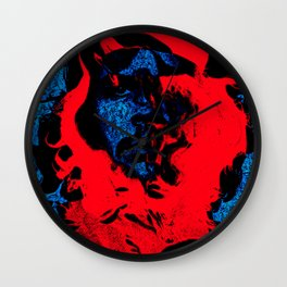 The son of revolution Wall Clock