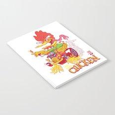 Free range chicken Notebook