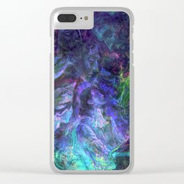Nocturne Clear iPhone Case