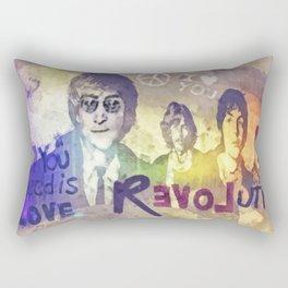 Revolution Rectangular Pillow