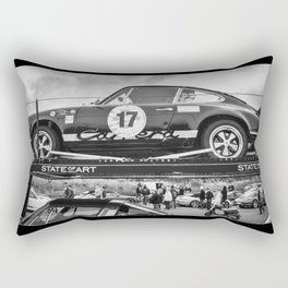 Historic car Rectangular Pillow