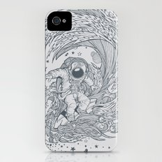 I only surf on Comets iPhone (4, 4s) Slim Case