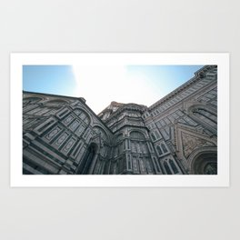 The Duomo - Cathederal Art Print