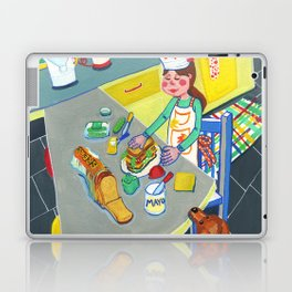 Little chef Laptop & iPad Skin