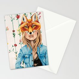 Looking through my own eyes Stationery Cards