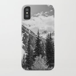 Going up iPhone Case