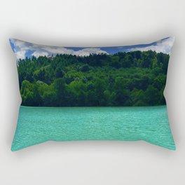 Enjoy Nature Photography Rectangular Pillow