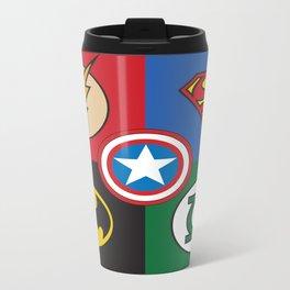 Superhero Logos No. 2 Travel Mug