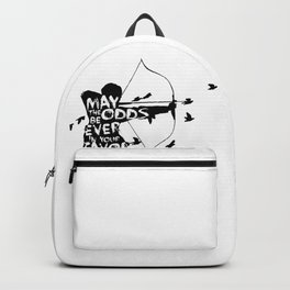 the Girl on Fire Backpack