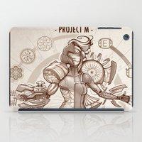 da vinci iPad Cases featuring Project M - Da Vinci Edition by Emilie Boisvert