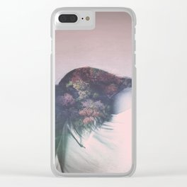 Summation Clear iPhone Case