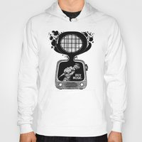 transistor Hoodies featuring Buy Music. by wurkingartist