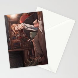 R. J. Lupin Stationery Cards