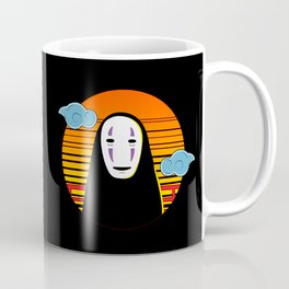 No Face a Lonely Spirit Coffee Mug