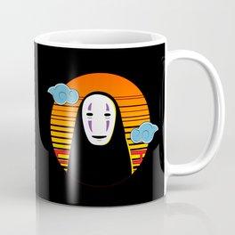 No Face a Lonely Spirit Coffee Mug