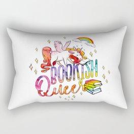 Bookish Queer Rectangular Pillow