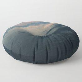 Sunrise Water Floor Pillow