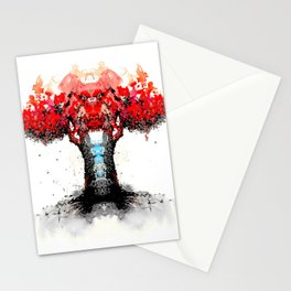 Gateway to a realm or the unseen Stationery Cards