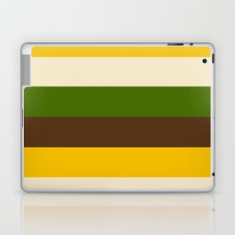 Colour_Stripes_002 Laptop & iPad Skin