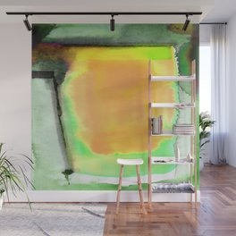 Abstraction No.204o by Kathy Morton Stanion Wall Mural