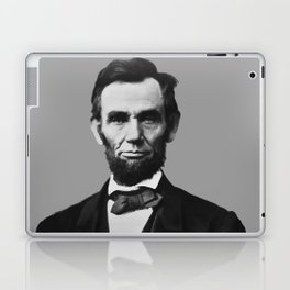 President Abraham Lincoln Laptop & iPad Skin