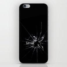 Break glass iPhone & iPod Skin