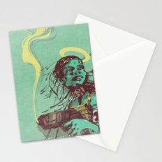 Guard II. Stationery Cards