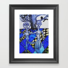 Turbo Nature Framed Art Print