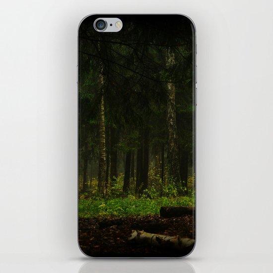 The grass was greener iPhone & iPod Skin
