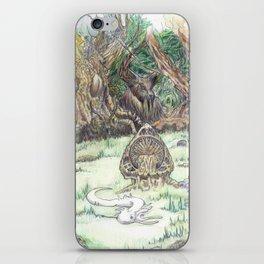 RHX Forest Logo iPhone Skin