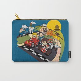 Super Fighting Kart Carry-All Pouch