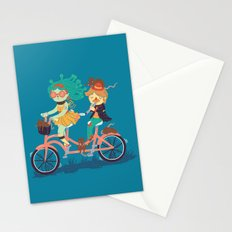 Medusa & The Pied Piper Stationery Cards