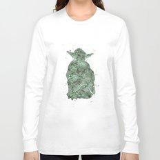 Yoda Star . Wars Long Sleeve T-shirt