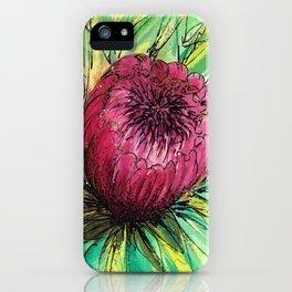 Queen Protea iPhone Case