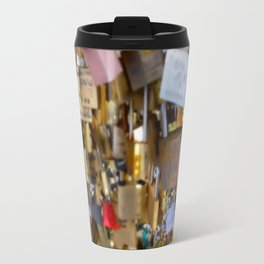 Love Locks Travel Mug