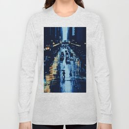 Nightlife Long Sleeve T-shirt