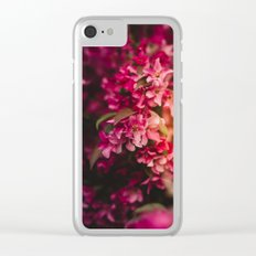 Beauty of Spring I Clear iPhone Case