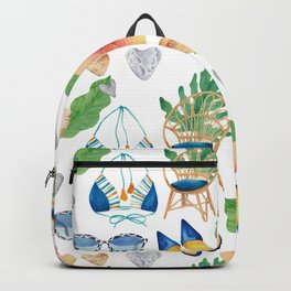 Hawaii #8 Backpack