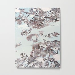 Flourish Metal Print