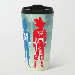 Warriors Travel Mug