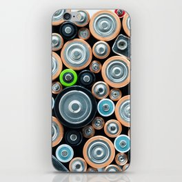 Energize iPhone Skin